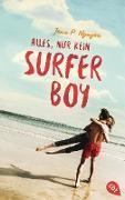 Cover-Bild zu Alles, nur kein Surfer Boy (eBook) von Nguyen, Jenn P.