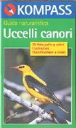 Cover-Bild zu Uccelli canori von Jaitner, Christine
