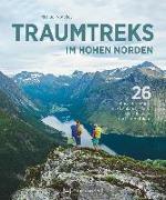 Cover-Bild zu Traumtreks im hohen Norden von Vogeley, Michael