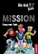 Cover-Bild zu Die drei ??? Kids, Mission Kaugummi-Code von Schiefelbein, Nina