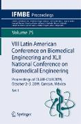 Cover-Bild zu VIII Latin American Conference on Biomedical Engineering and XLII National Conference on Biomedical Engineering von Andrade, Adriano O. (Hrsg.)