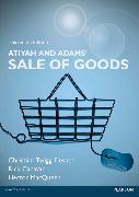 Cover-Bild zu Atiyah and Adams' Sale of Goods von Canavan, Rick
