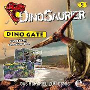 Cover-Bild zu Folge 5: Erdbeben im Dinotal (Audio Download) von Hector, Christian