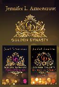 Cover-Bild zu Golden Dynasty - Teil 1 & 2 (eBook) von Armentrout, Jennifer L.
