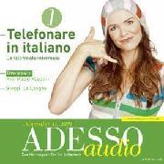 Cover-Bild zu Pasolini, Pier Paolo: Italienisch lernen Audio - Telefonieren auf Italienisch 1 (Audio Download)