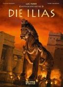 Cover-Bild zu Mythen der Antike: Die Ilias (Graphic Novel) von Ferry, Luc