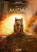Cover-Bild zu Mythen der Antike: König Midas (Graphic Novel) von Ferry, Luc
