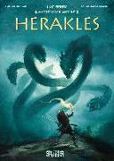 Cover-Bild zu Mythen der Antike: Herakles (Graphic Novel) von Ferry, Luc