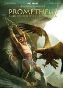 Cover-Bild zu Mythen der Antike: Prometheus und die Büchse der Pandora (Graphic Novel) von Ferry, Luc