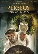 Cover-Bild zu Mythen der Antike: Perseus und Medusa (Graphic Novel) von Ferry, Luc
