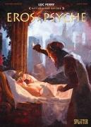 Cover-Bild zu Mythen der Antike: Eros & Psyche (Graphic Novel) von Ferry, Luc