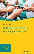 Cover-Bild zu Spielend lernen (eBook) von Funcke, Amelie
