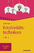 Cover-Bild zu Kreativitätstechniken (eBook) von Nöllke, Matthias