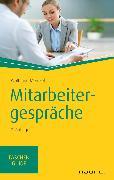 Cover-Bild zu Mitarbeitergespräche (eBook) von Mentzel, Wolfgang