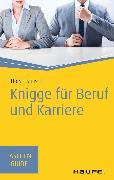 Cover-Bild zu Knigge für Beruf und Karriere (eBook) von Hanisch, Horst