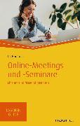 Cover-Bild zu Online-Meetings und -Seminare (eBook) von Harnacke, Uli