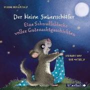 Cover-Bild zu Eine Schnuffeldecke voller Gutenachtgeschichten von Bohlmann, Sabine