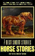 Cover-Bild zu 7 best short stories - Horse Stories (eBook) von Doyle, Arthur Conan
