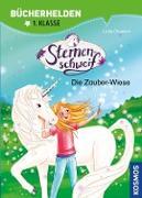 Cover-Bild zu Sternenschweif, Bücherhelden 1. Klasse, Die Zauber-Wiese (eBook) von Chapman, Linda