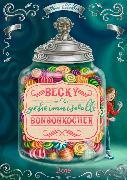 Cover-Bild zu Becky und der geheimnisvolle Bonbonkocher (eBook) von Scheller, Anne