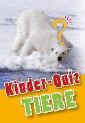 Cover-Bild zu Kinder-Quiz Tiere (eBook) von Scheller, Dr. Anne