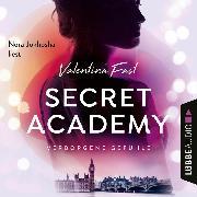 Cover-Bild zu Verborgene Gefühle - Secret Academy, Teil 1 (Ungekürzt) (Audio Download) von Fast, Valentina