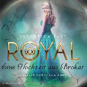 Cover-Bild zu Eine Hochzeit aus Brokat (Audio Download) von Fast, Valentina