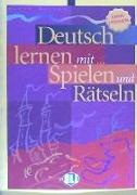 Cover-Bild zu Deutsch lernen mit... Spielen und Rätseln 2 von Müller, Karin