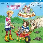 Cover-Bild zu Villa Hufschuh (3). Die Kaninchen sind los (Audio Download) von Müller, Karin