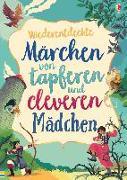 Cover-Bild zu Märchen von tapferen und cleveren Mädchen