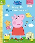 Cover-Bild zu ELTERN-Bücher: Das große Peppa-Vorlesebuch