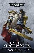 Cover-Bild zu Sagas of the Space Wolves: The Omnibus von Dembski-Bowden, Aaron