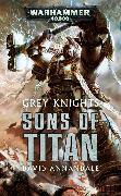 Cover-Bild zu Grey Knights: Sons of Titan von Annandale, David
