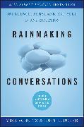 Cover-Bild zu Rainmaking Conversations (eBook) von Schultz, Mike