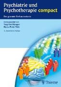 Cover-Bild zu Psychiatrie und Psychotherapie compact (eBook) von Volz, Hans-Peter (Hrsg.)