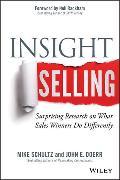 Cover-Bild zu Insight Selling von Schultz, Mike