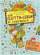 Cover-Bild zu Dein Lotta-Leben. Ferienbuch von Pantermüller, Alice