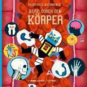 Cover-Bild zu Professor Astrokatz Reise durch den Körper von Walliman, Dominic