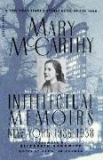 Cover-Bild zu Intellectual Memoirs: New York, 1936-1938 von Mccarthy, Mary