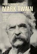 Cover-Bild zu Autobiography of Mark Twain, Volume 3 von Twain, Mark