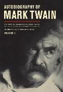 Cover-Bild zu Autobiography of Mark Twain, Volume 1 von Twain, Mark