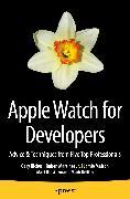 Cover-Bild zu Apple Watch for Developers (eBook) von Maison, Jamie