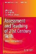 Cover-Bild zu Assessment and Teaching of 21st Century Skills (eBook) von Griffin, Patrick (Hrsg.)