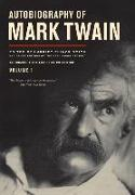 Cover-Bild zu Autobiography of Mark Twain, Volume 1 (eBook) von Twain, Mark