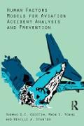 Cover-Bild zu Human Factors Models for Aviation Accident Analysis and Prevention (eBook) von Griffin, Thomas G. C.
