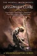 Cover-Bild zu The Mortal Instruments, the Complete Collection (eBook) von Clare, Cassandra