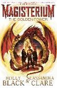 Cover-Bild zu Magisterium: The Golden Tower (eBook) von Black, Holly