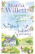 Cover-Bild zu Marcia Willett Summer Collection (eBook) von Willett, Marcia