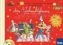 Cover-Bild zu Koppe, Susanne (Hrsg.): Am Weihnachtsbaume ...
