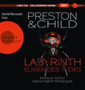 Cover-Bild zu Labyrinth - Elixier des Todes von Preston, Douglas